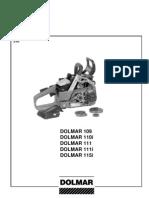 service manual 109-110-111-115