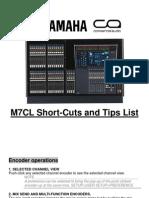 M7 tips