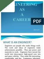 Engineering as a Career-jn Baptiste