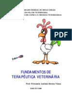 FUNDAMENTOS DE TERAPÊUTICA VETERINÁRIA