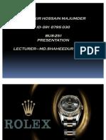 Rolex Final Pr