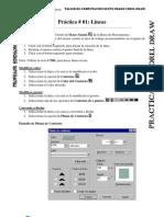 Separata Corel Draw. Practicas EN PDF
