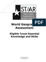 eoc knowledge and skills