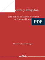 Dirigentes_y_dirigidos. Para leer los Cuadernos de la carcel, de Antonio Gramsci