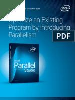 Optimize an Exsisting Program by Introducing Parallelism