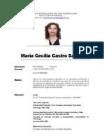 Currículo 2010 CECILIA