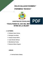 PROYECTO DE INVESTIGACIÓN ROSA BARTRA