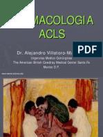 Farmacologia ACLS