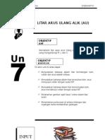 TEKNOLOGI ELEKTRIK 1 - UNIT7.1