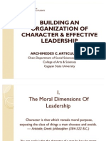 Organizations of Character 2