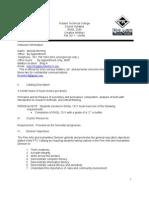 Cw i Fall 2011 - Online Syllabus)