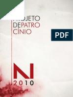 Carta Ao Patrocinador N2010 (Abr2009)