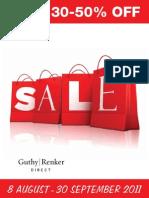 Winter Sales 2011