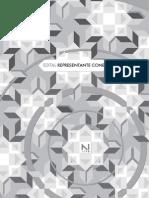 N2010 - Edital Represent Ante Do Cone Design