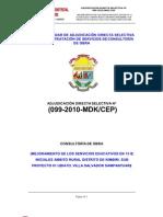 ADS-099-MDK 13 IE SUB PROY 01