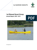1st Elwood Scout Group - 2010-11 Annual Report
