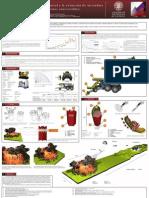 Sistema balístico para el control y extinción de incendios forestales en zonas inaccesibles