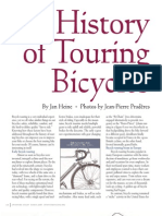 Heine Touring Bike History