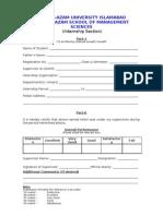 QASMS-Internship Evaluation Form Summer 2011(1)