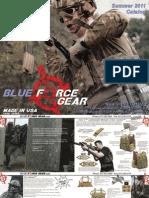 2011 Blue Force Gear Catalog