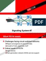 Signaling System #7b