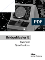 Bridge Master E TECH Spec