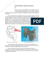 Cotabato Provincial Rice Industry Profile