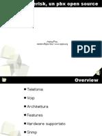 Asterisk, Un Pbx Openource