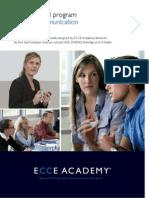 ECCE Brochure