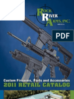 Rock River Arms 2011 Retail Catalog