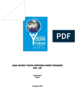 2-Asia Pacific Youth Position Paper on RioPlusTewnty-Final