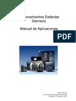 Accionamientos Estándar Siemens