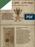 Codex Gigas en [PDF Library]