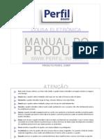 Manual Perfilboard