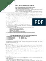 Standar Akuntansi Sektor Publik