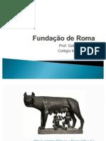 Fundação de Roma