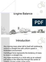 Engine Balance