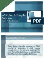 AMG&Forsythe Case