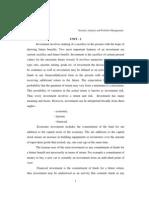 Security Analysis And Portfolio Management Pdf