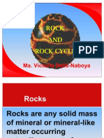 Rock and Rock Cycle