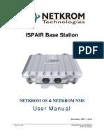 ISPAIR Base Station Manual