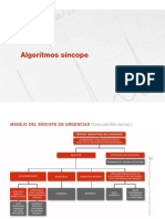 algoritmos sincope