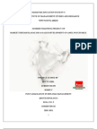 Amul Summer Intern Project Report 2011