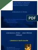 A literatura e as outras artes