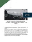 Articulo Para Espacios Urbanos, Solo Texto y Pies de Foto 1