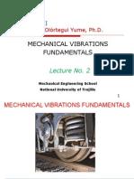 Mech Vibrat Fundamentals Est
