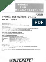121616 an 01 de Digital Multi Meter VC 120