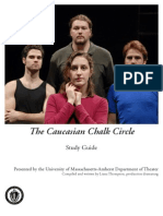 Caucasian Chalk Circle Study Guide