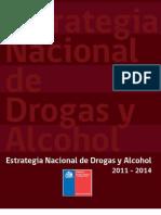 Estrategia Nacional de Drogas y Acohol 2011-2014
