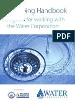 Water Corp Plumbing Handbook